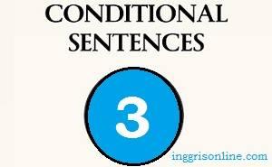 pengertian, contoh kalimat dan rumus conditional sentence type 3