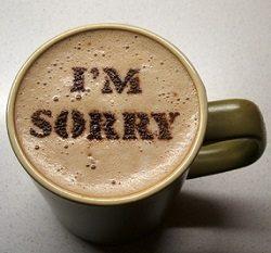 contoh dialog bahasa inggris expressing regret atau rasa penyesalan
