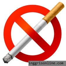 gambar dilarang merokok untuk penjelasan lengkap tentang hortatory exposition beserta dengan contoh dan penjelesannya