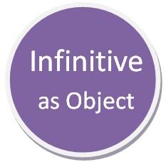 beberapa kata kerja yang diikuti to infinitive dan contoh kalimatnya